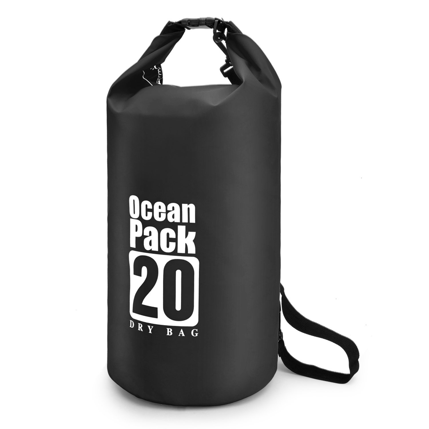 500D pvc waterproof dry bag 20L